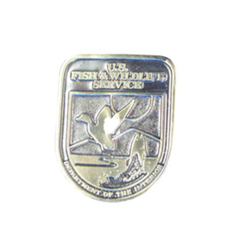 Fish & Wildlife Service Medallion