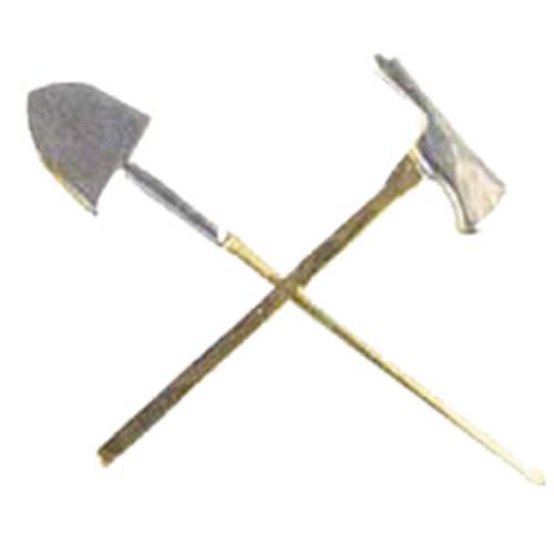 Crossed Tool Pin