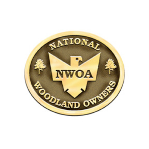 National Woodland Owners Buckle