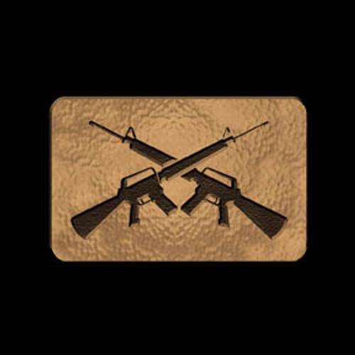 Guns Buckle