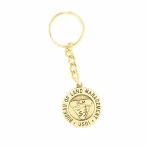 Bureau of Land Management Keychain