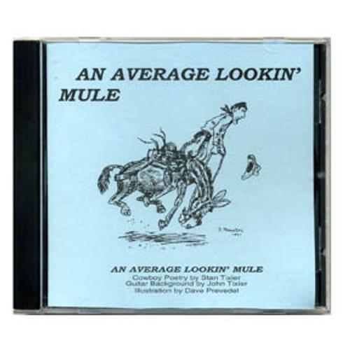 An Average Lookin' Mule