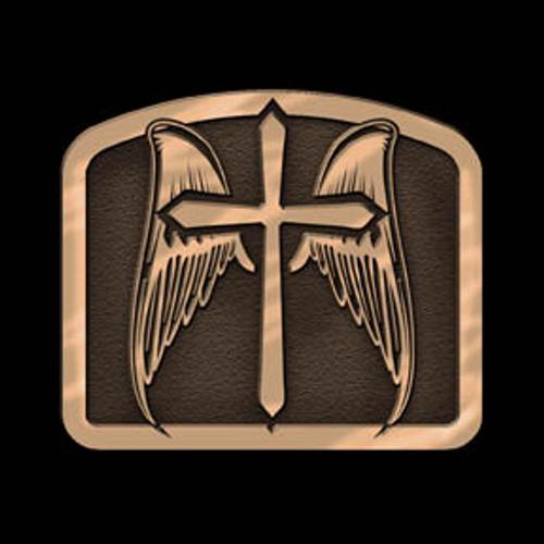 Wing Cross 2 Buckle
