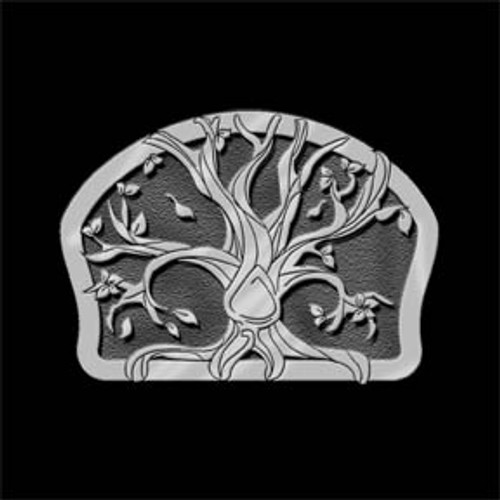 Gnarly Tree Buckle
