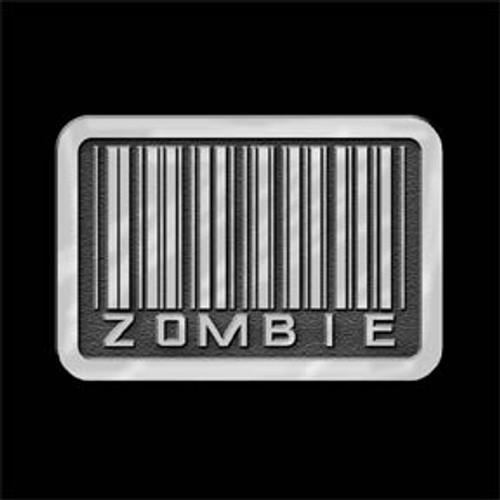 Zombie Scan Buckle
