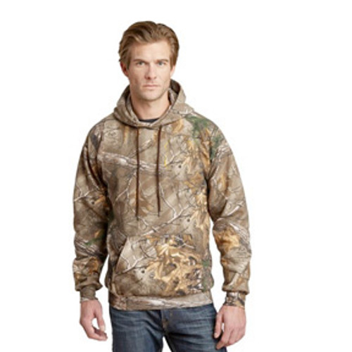 Russell Outdoor Camo Hoodie (NM)