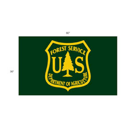 Forest Service Flag