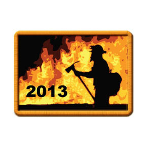 2013 Wildfire Patch