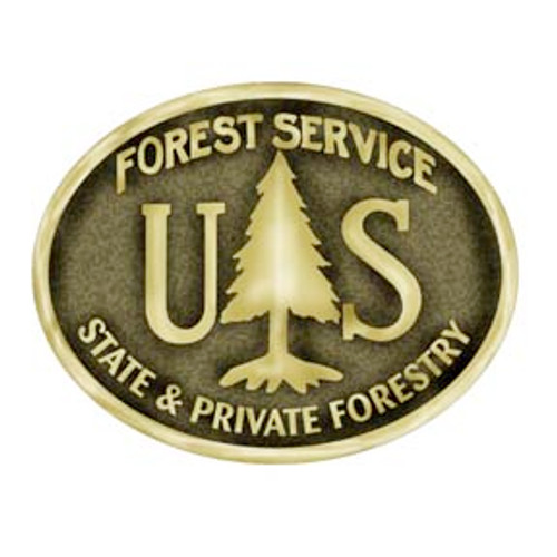 State & Private Forestry Buckle