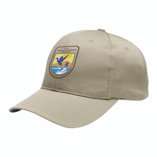 Fish & Wildlife Service Cap - Khaki