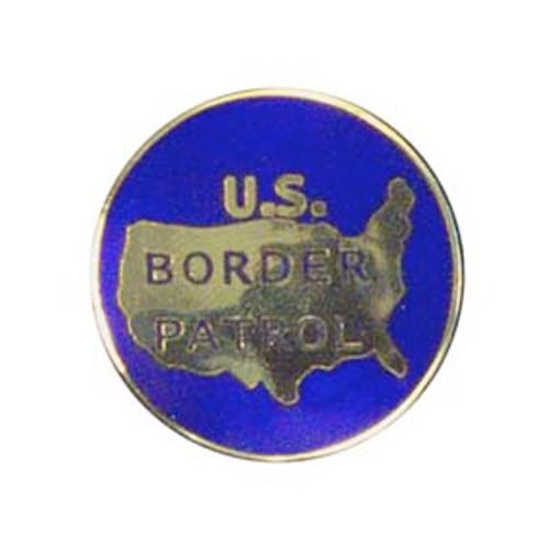 Border Patrol Lapel Pin