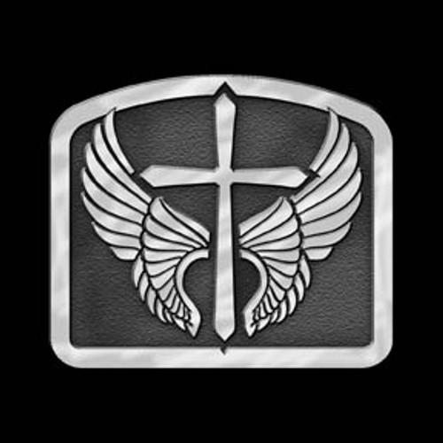 Wing Cross 1 Buckle