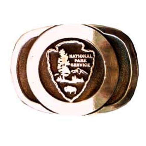 Arrowhead Belt Buckle