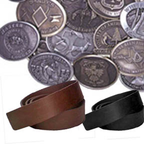 Belt and Buckle Set