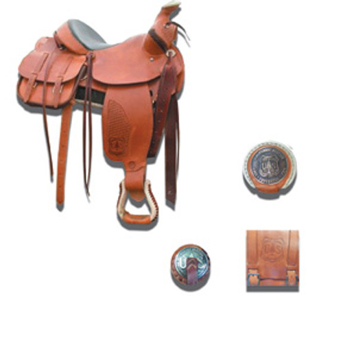 Forest Service Saddle