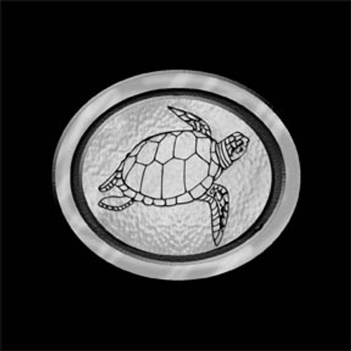 Turtle Oval Buckle