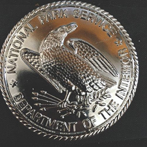 National Park Service 1905-1920 Replica Badge