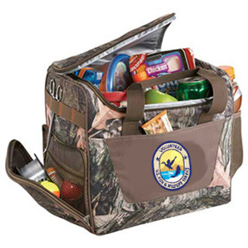 Camo Lunch Cooler