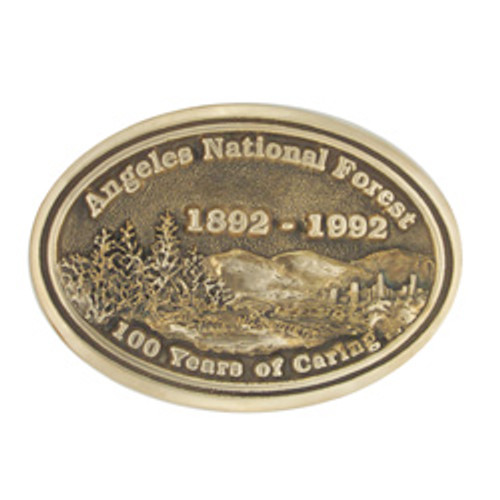 Angeles National Forest Buckle