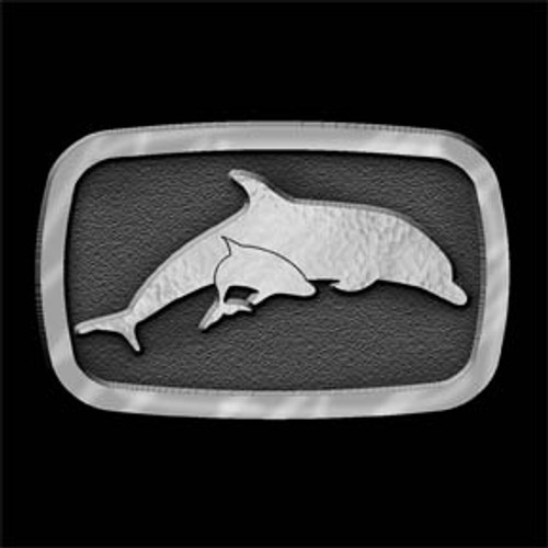Dolphin Family Buckle