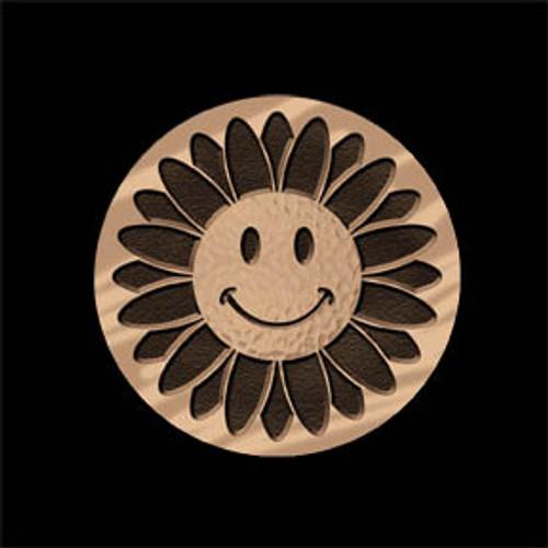 Smile Flower Buckle