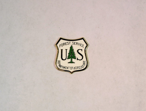 US Forest Service Years of Service Pin (20 years)