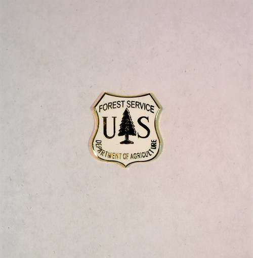 US Forest Service Years of Service Pin (25 years)