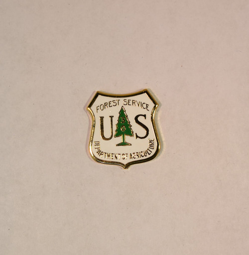 US Forest Service Years of Service Pin (30 years)