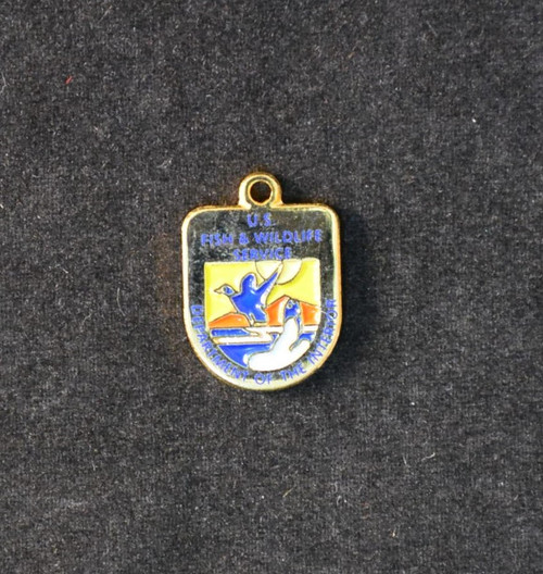Fish and Wildlife Service Charm