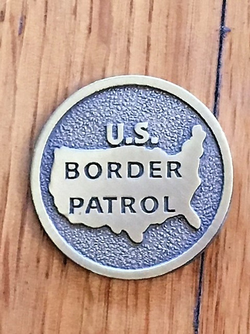 Border Patrol Spur Set