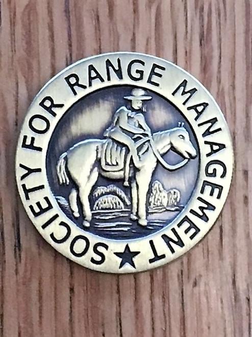 Society for Range Management Spur Set