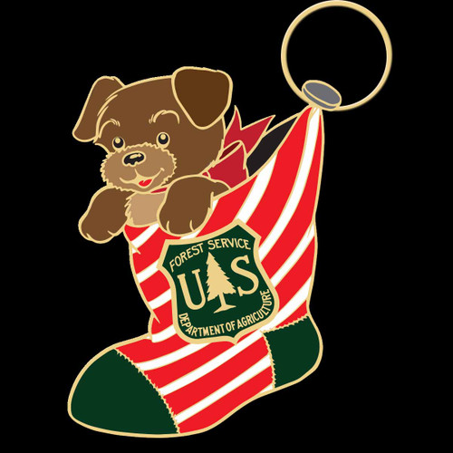 Forest Service Holiday Ornament 2018