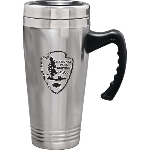Stainless Steel Travel Mug - National Park Service