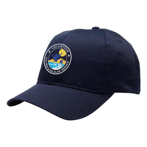 Fish & Wildlife Service Volunteer Cap - Navy