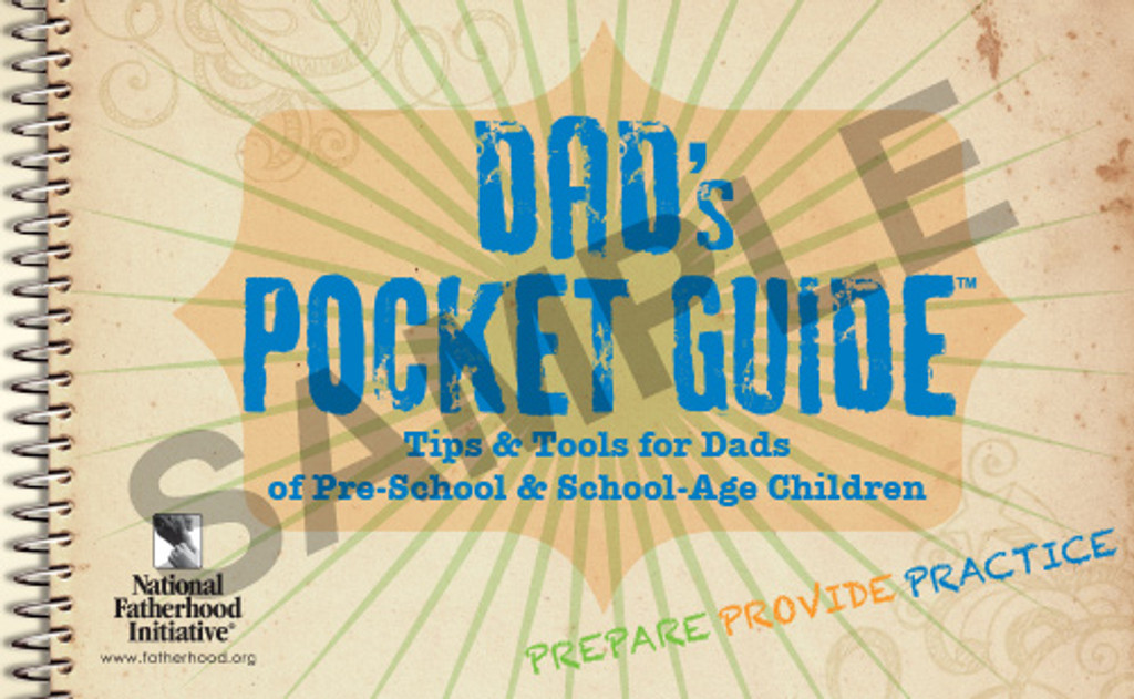 Pocket Guide for Dads: Preschool & School Aged Children