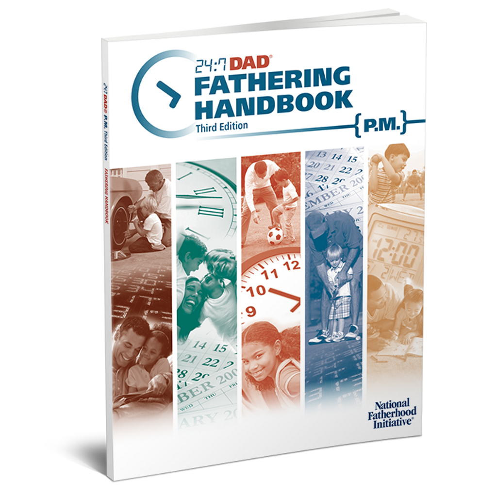 Handbook: 24/7 Dad® PM 3rd Ed. (English)