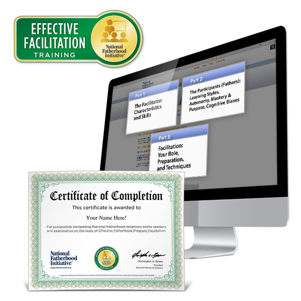 Effective Facilitation Certificate [Online Training]
