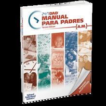 Handbook: 24/7 Dad® AM 3rd Ed. (Spanish)