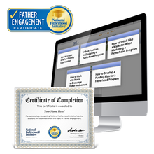 Father Engagement Certificate [Online Training]