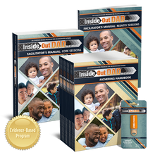 NEW! Complete Program Kit: InsideOut Dad® 3rd Edition