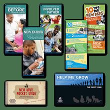 Bundle: New & Expectant Dads Bundle