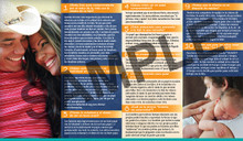 Brochure: 12 Questions to Ask Before Your Baby Arrives (SP)