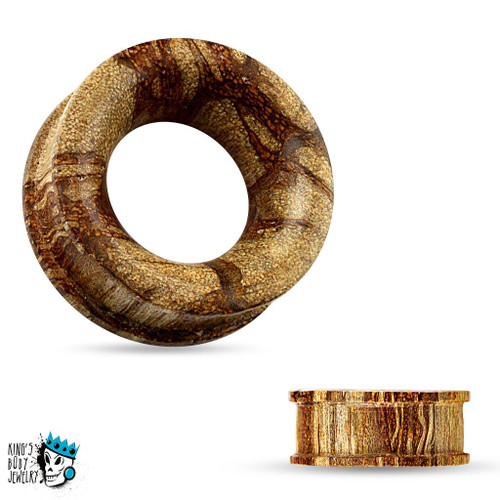 Root Wood Saddle Fit Tunnels