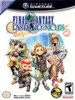Final Fantasy Crystal Chronicles - GameCube Game