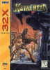 Metal Head - Genesis 32X Game