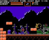 Castlevania III Dracula's Curse - NES in game graphics