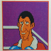Mike Tyson's Punch Out Nintendo NES in game Flamingo Joe image pic
