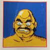 Mike Tyson's Punch Out Nintendo NES in game Bald Bull image pic