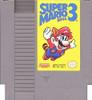 Super Mario Bros. 3 NES game cartridge