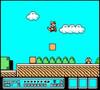 Super Mario Bros. 3 NES game in game.